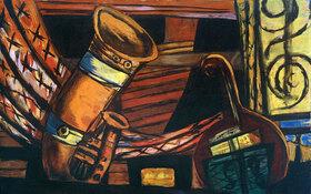 Max Beckmann: Orchester