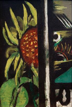 Max Beckmann: Sonnenblume