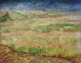 Max Beckmann: Blühende Getreidelandschaften