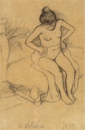 Suzanne Valadon: After the Bath