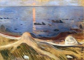 Edvard Munch: Sommernacht