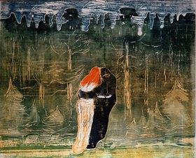 Edvard Munch: Zum Walde