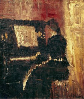 Edvard Munch: Am Klavier