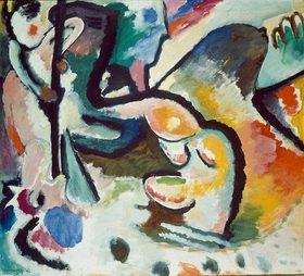 Wassily Kandinsky: St. Georg III