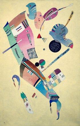 Wassily Kandinsky: Moderation