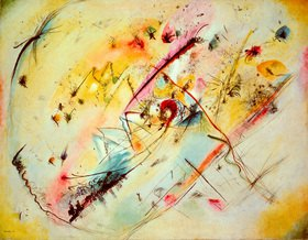 Wassily Kandinsky: Helles Bild