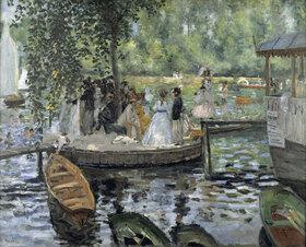 Auguste Renoir: La Grenouillère