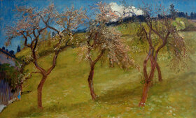 Otto Modersohn: Frühling