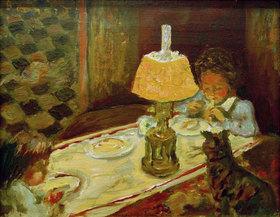 Pierre Bonnard: Das Frühstück der Kinder