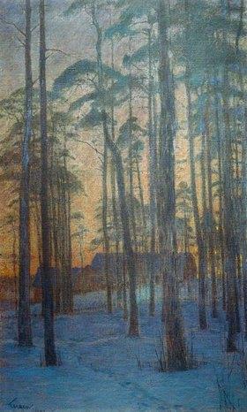 Prinz von Schweden Eugen: DŠr skogen glesnar