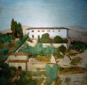 Prinz von Schweden Eugen: Die blaue Villa, Florenz II