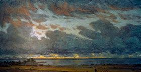 Prinz von Schweden Eugen: Wolkenflug