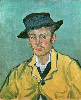 Vincent van Gogh: Portrait d'Armand Roulin