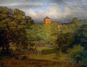 Prinz von Schweden Eugen: Tyresš Kirche