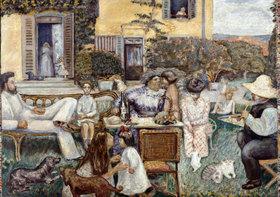 Pierre Bonnard: Die Familie Terrasse