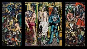 Max Beckmann: Akrobaten