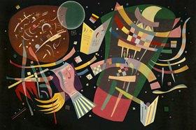 Wassily Kandinsky: Komposition X