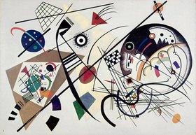 Wassily Kandinsky: Durchgehender Strich