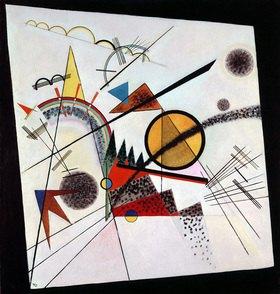 Wassily Kandinsky: Im schwarzen Viereck