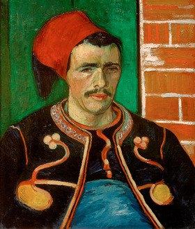 Vincent van Gogh: Der Zuave, 1888.
