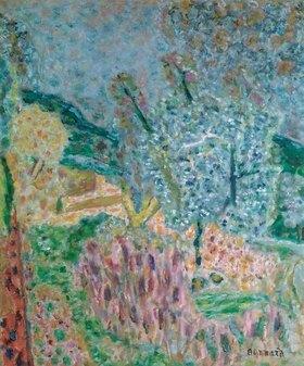 Pierre Bonnard: Paysage du Cannet