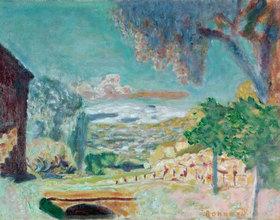 Pierre Bonnard: Die kleine Brücke