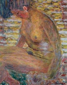 Pierre Bonnard: Female Nude
