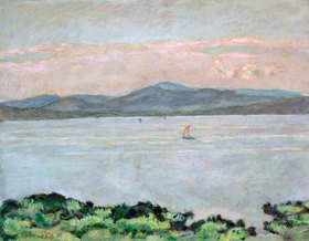 Pierre Bonnard: The Gulf of Saint-Tropez