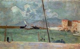 Pierre Bonnard: The Harbour of Cannes
