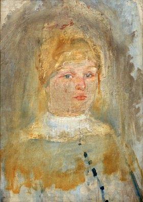Edvard Munch: Dagny Bohr Konow