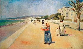 Edvard Munch: Promenade des Anglais, Nizza