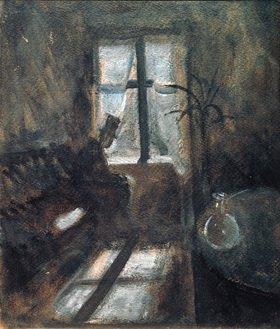 Edvard Munch: Nacht in Saint-Cloud