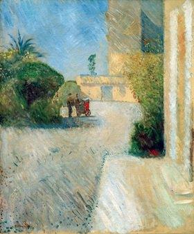Edvard Munch: Sonnentag (Nizza)