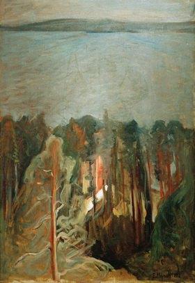 Edvard Munch: Brennende Leidenschaft, Ljan (Nordstrand)