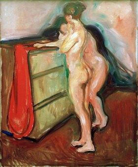 Edvard Munch: Zwei weibliche Akte