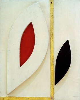 Kurt Schwitters: White Construction