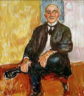 Edvard Munch: Gustav Schiefler