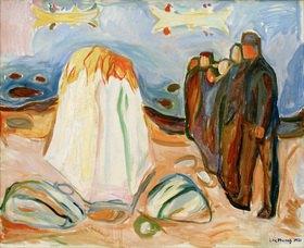 Edvard Munch: Zusammentreffen