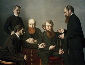 Felix Vallotton: Die fünf Maler