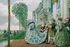Jewgeni Jewgeniwitsch Lanceray: Elisabeth Petrowna, Kaiserin von Rußland