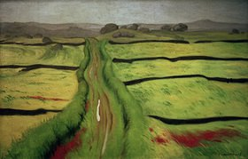 Felix Vallotton: Weg in der Heide
