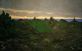 Felix Vallotton: Antiker Abend