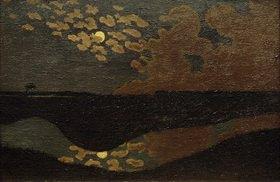 Felix Vallotton: Mondlicht