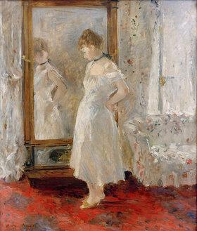 Berthe Morisot: Der Spiegel