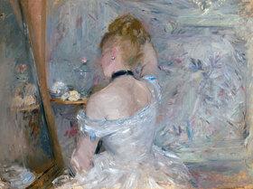 Berthe Morisot: Frau bei der Toilette