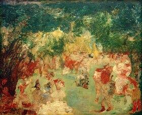 James Ensor: The garden of Love