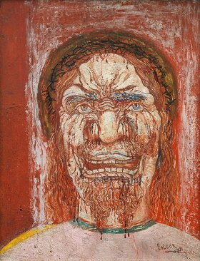 James Ensor: Mann der Schmerzen