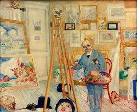 James Ensor: Das malende Skelett