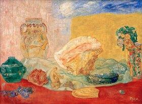 James Ensor: Muscheln, Rosen und Vasen