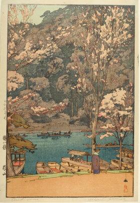 Yoshida Hiroshi: Arashiyama